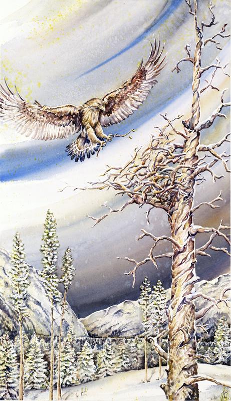 HOME Golden Eagle near Silverthorne