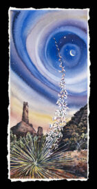 Moab Enfolded Painting