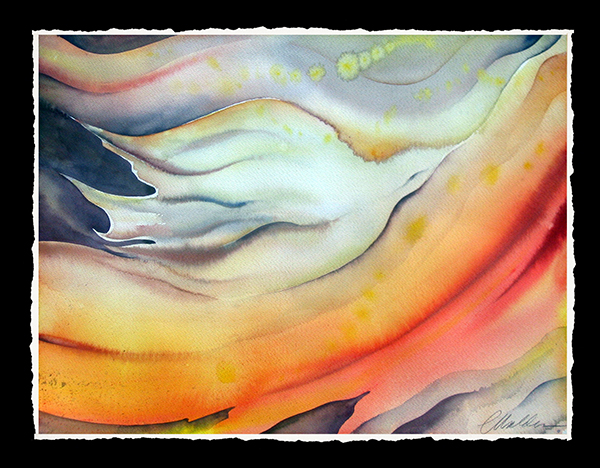 Sanctify Painting of a dove