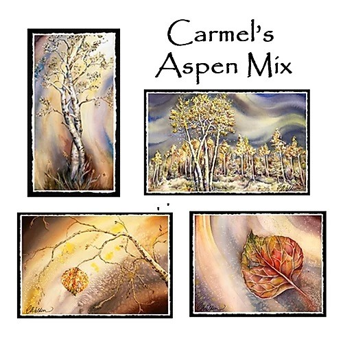 Aspen Greeting Card Pack