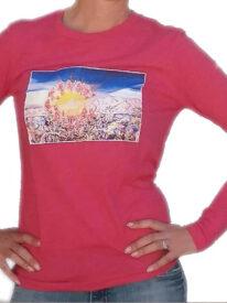 CO Unisex Longsleeve Tri-blend Shirt