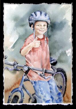 Evan's Ride