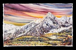 Season Swing (Mt. Sneffels)