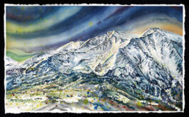 SNOW ANGEL (Mt. Sopris)