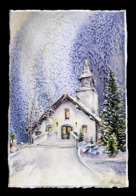 Warmth (Vail Chapel)