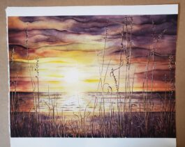 "SOLD: ""Evening Song"" Limited Edition Giclee Print"