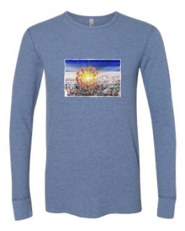 CO long sleeve thermal tee