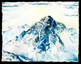 GRACE (Mt of Holy Cross), Artist proof giclee at 15″ X 20″